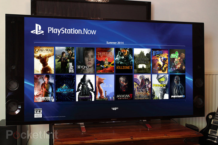 A Game That Starts With A Ps3 : Play streamed ps games directly on your sony tv starting