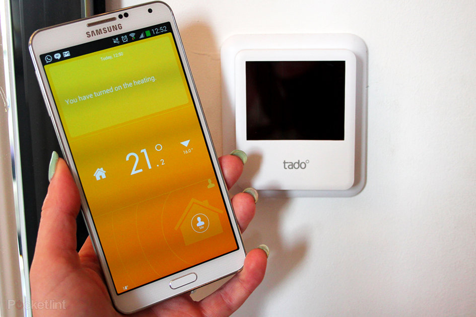 tado smart thermostat review. Black Bedroom Furniture Sets. Home Design Ideas