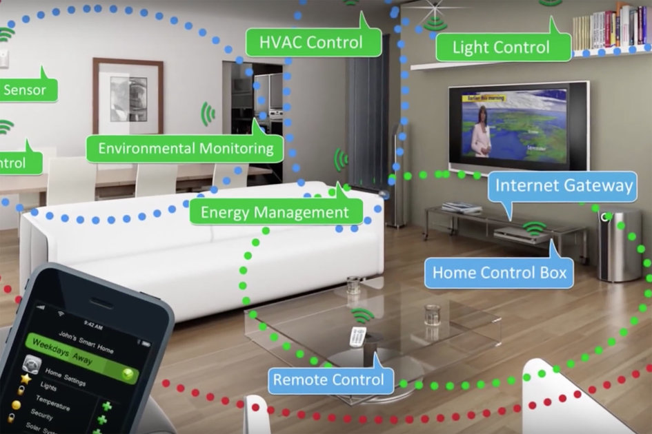 what is zigbee and why is it important for your smart home pocket lint. Black Bedroom Furniture Sets. Home Design Ideas