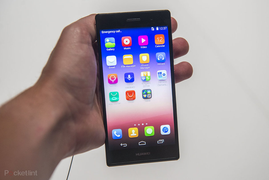 Hands-on: Huawei Ascend P7 Sapphire Edition review ...
