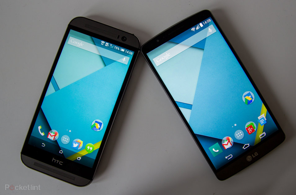 Waiting for Lollipop? Here's how to give your phone an Android 5.0 makeover right now - Pocket-lint
