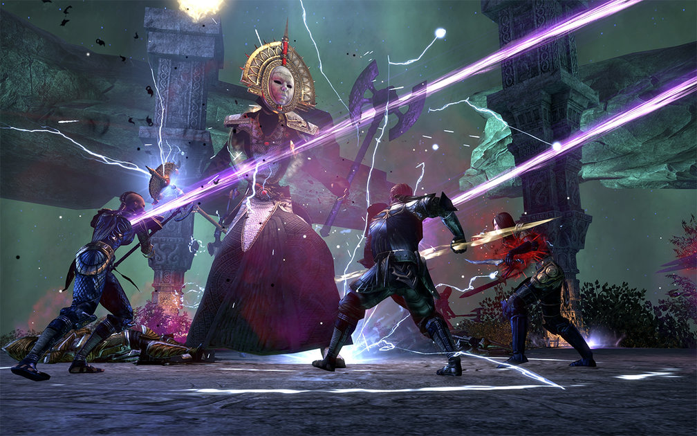 Elder Scrolls Online going free-to-play, PS4 and Xbox One versions coming June - Pocket-lint
