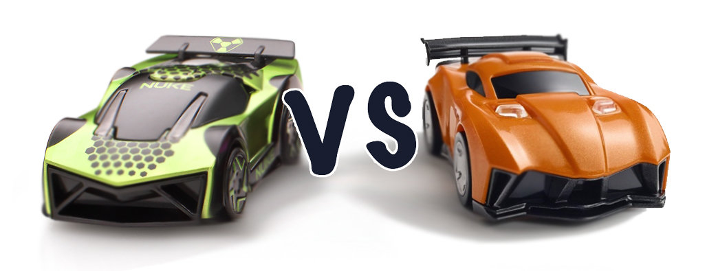 anki overdrive vs anki drive all the new features explained. Black Bedroom Furniture Sets. Home Design Ideas