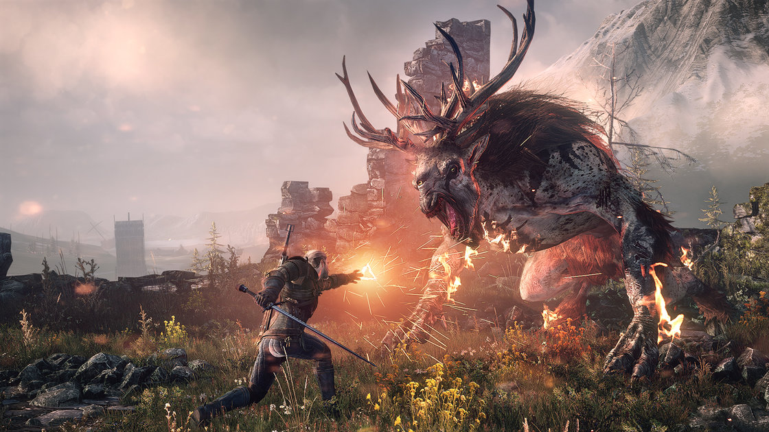 The Witcher 3 Wild Hunt review: A stone cold classic