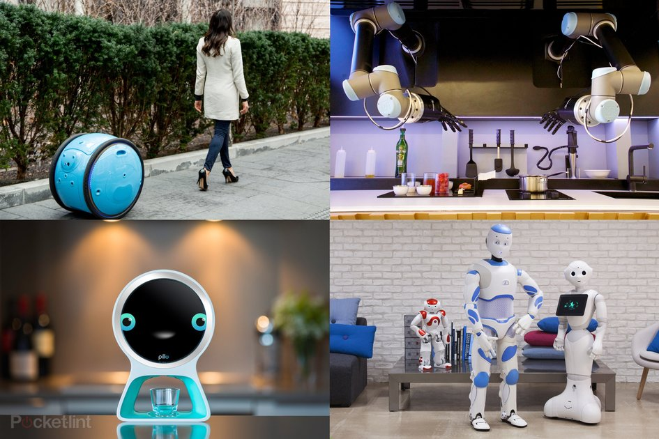 Real Life Robots That Will Make You Think The Future Is Now