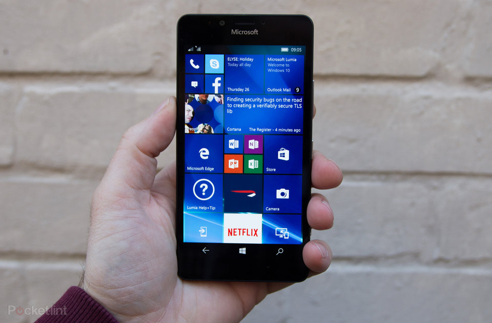 Microsoft Lumia 950 review: The dawn of Windows 10 Mobile - Pocket-lint