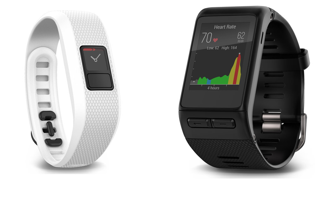 Fitbit Swimming Tracker >> Garmin Vivoactive HR with GPS and Vivofit 3 are here to make ac