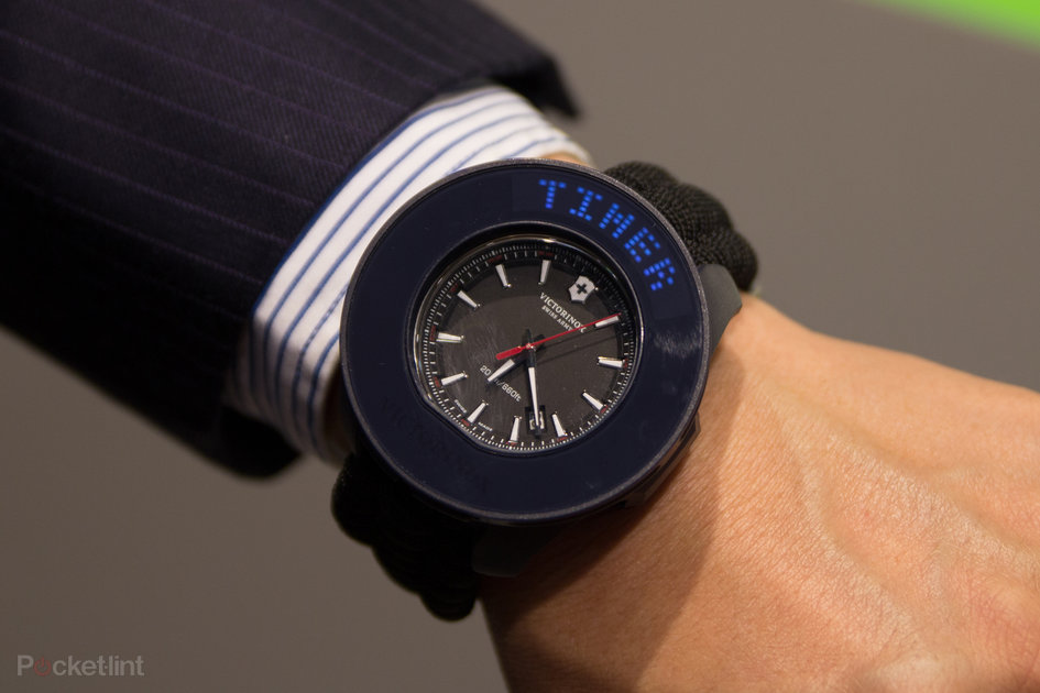 Victorinox Cybertool is a smart accessory for your analogue watch - Pocket-lint