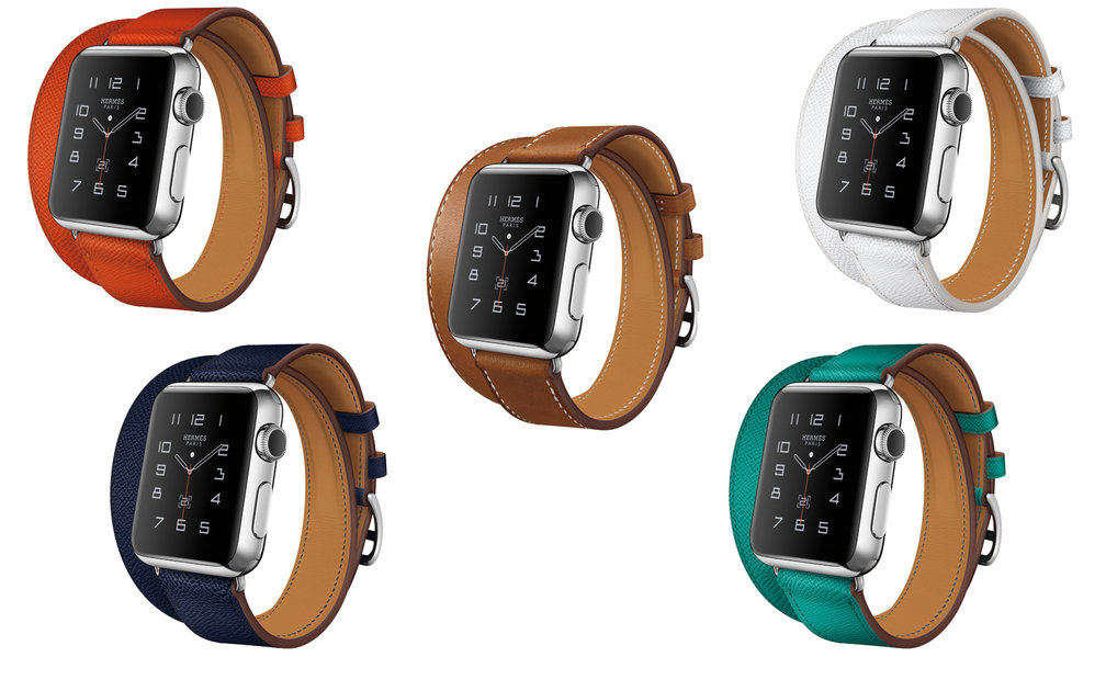 New Apple Watch Hermès bands announced, complete collection to be sold separately - Pocket-lint