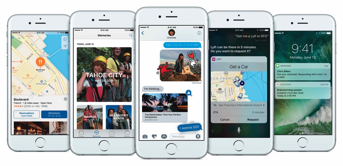 Apple iOS 10: Release date and everything you need to know - Pocket-lint