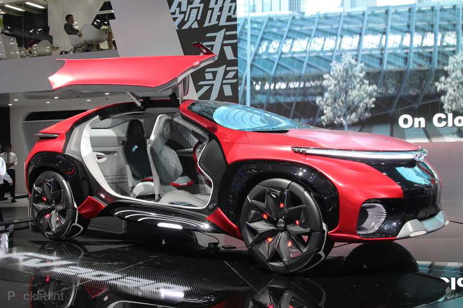 Best of the Beijing Auto Show: LeEco, Tesla, Audi, and more - Pocket-lint