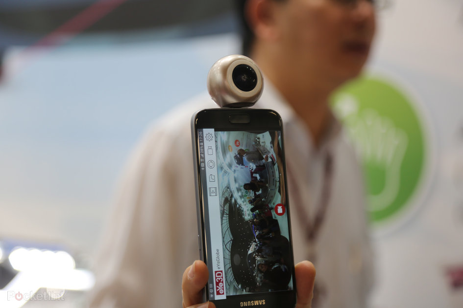 Android Phone Owners Can Record 360-Degree Vr Video With -1806