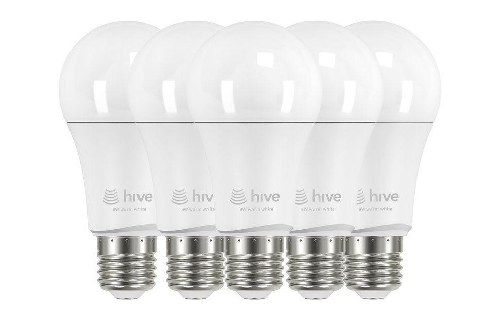 hive active light connected bulbs make hive a major. Black Bedroom Furniture Sets. Home Design Ideas