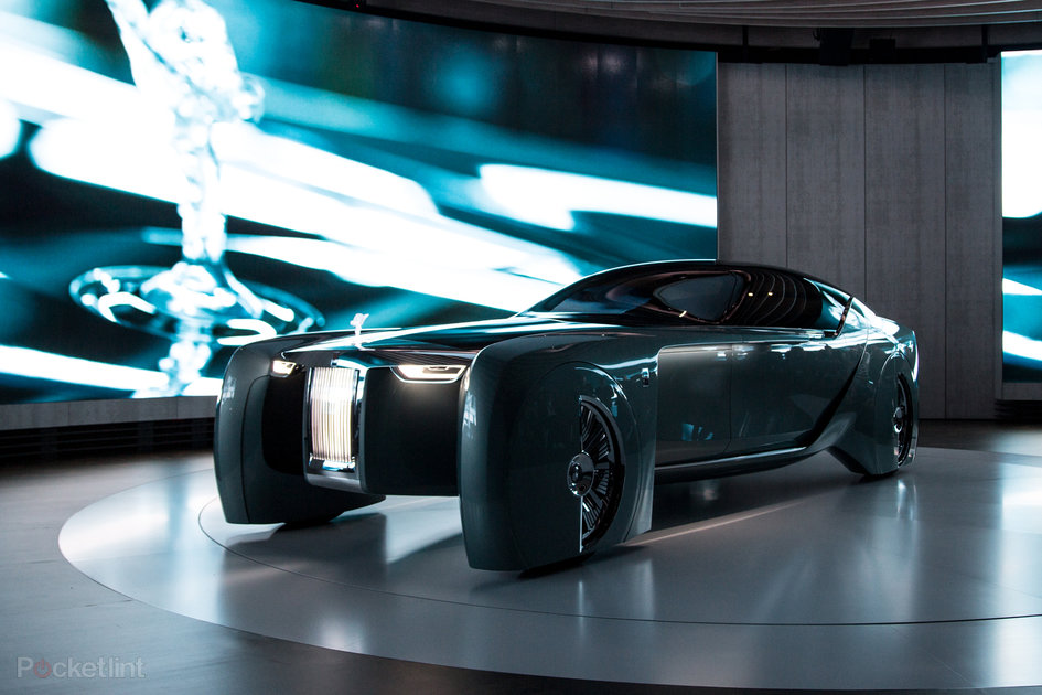 The Rolls-Royce of the future is an autonomous land yacht with an AI concierge - Pocket-lint