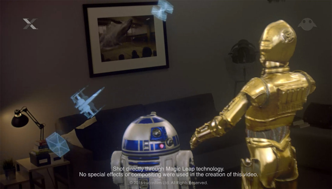 Stunning Magic Leap Star Wars team-up brings C3P0 and R2-D2 into augmented reality - Pocket-lint