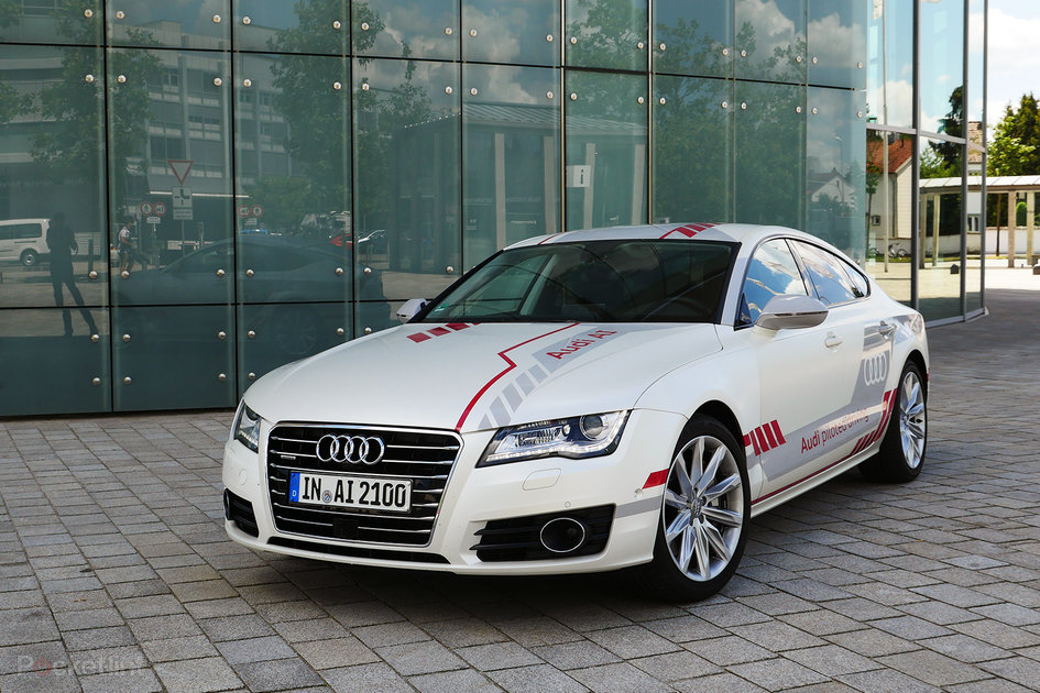 Audi Piloted Driving A Realworld Glimpse Into The Future Of Self - Audi piloted driving