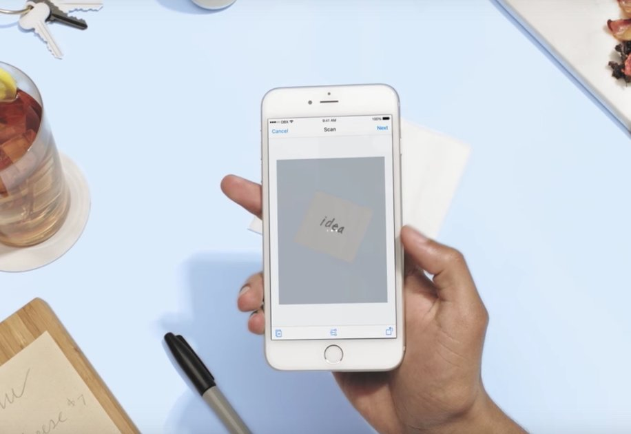 Dropbox now uses your iPhone's camera for scanning documents - Pocket-lint