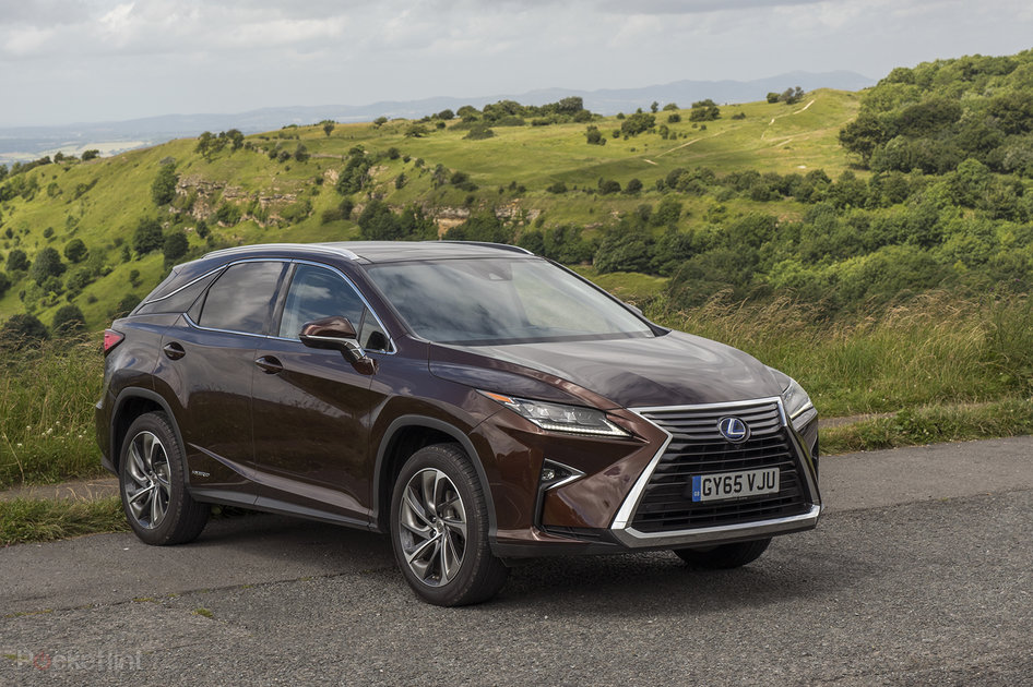 Lexus Rx 450h Review An Suv Sized Slice Of Japanese