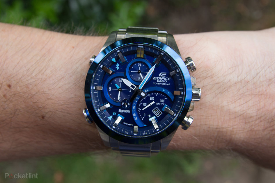 casio edifice eqb 500 watch first connected device. Black Bedroom Furniture Sets. Home Design Ideas
