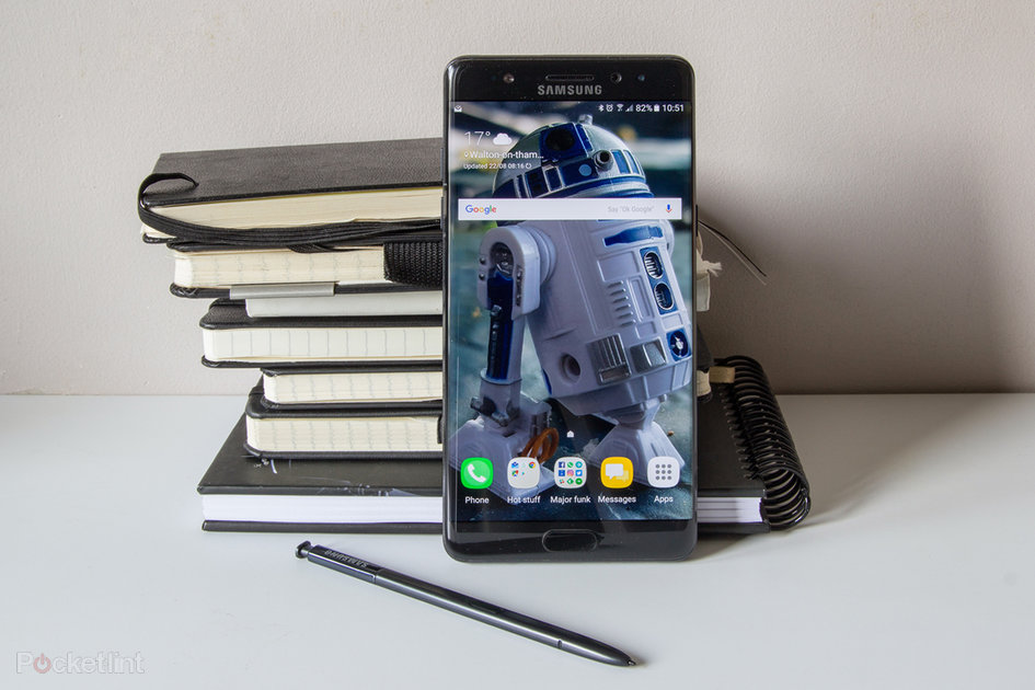 Samsung Galaxy Note 7 review: Take note, this is the big ...