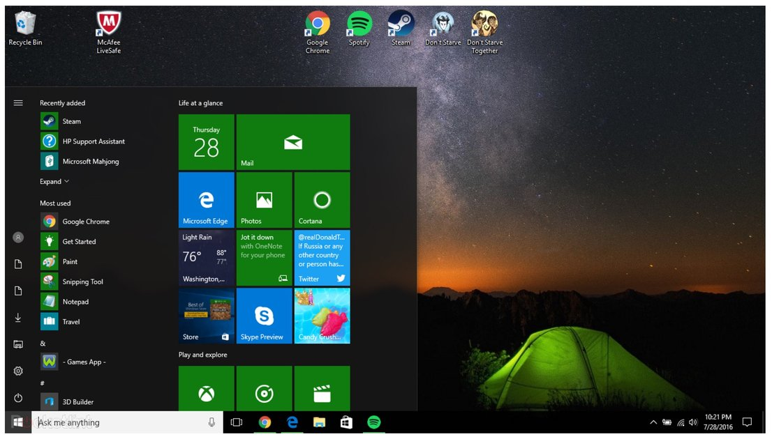 Windows 10 Anniversary Update tips and tricks - Pocket-lint