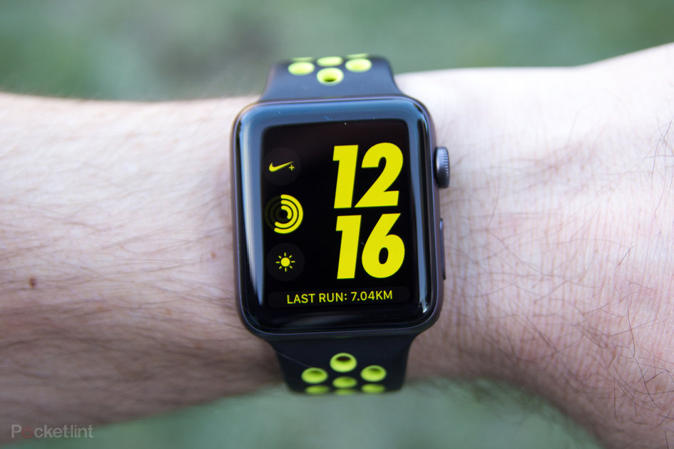 Apple Watch Nike+ review: Great smartwatch, just not a ...