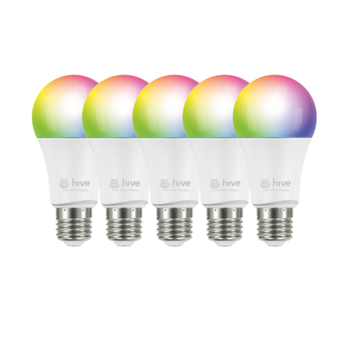 Hive Takes On Philips Hue With Colour Changing Light Bulbs