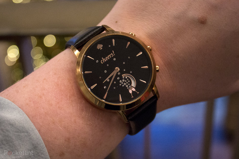 Kate Spade Hybrid Smartwatch preview: Fashion and tech in ...