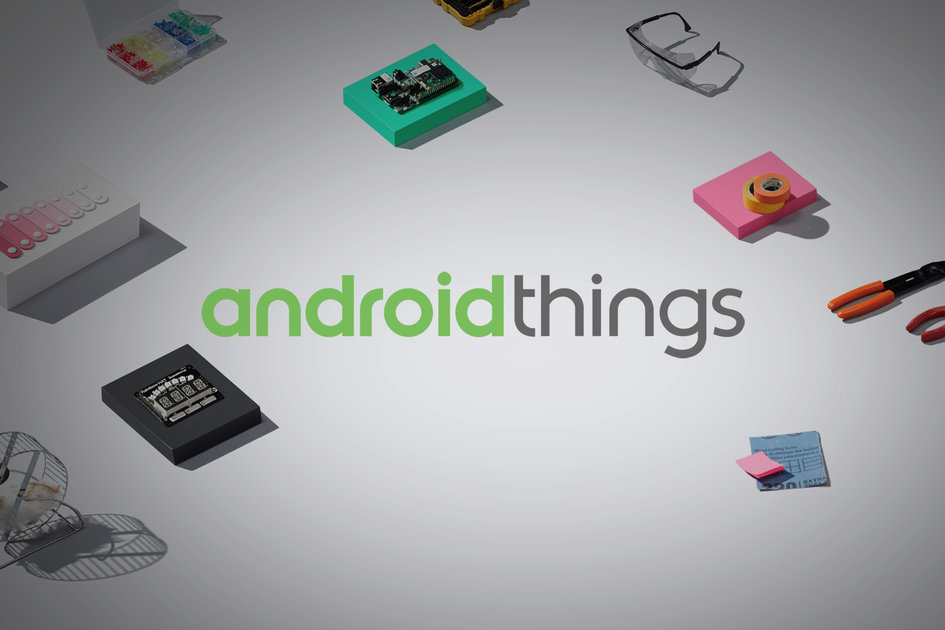 QnA VBage What is Android Things and when will the first devices arrive?