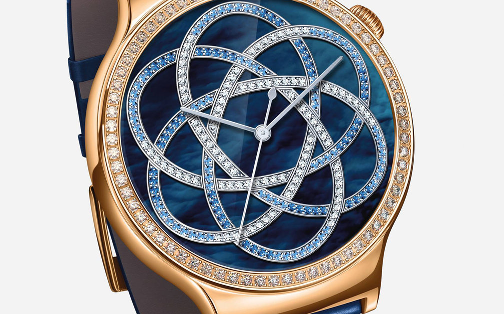 Swarovski to launch its own Android Wear smartwatch in 2017