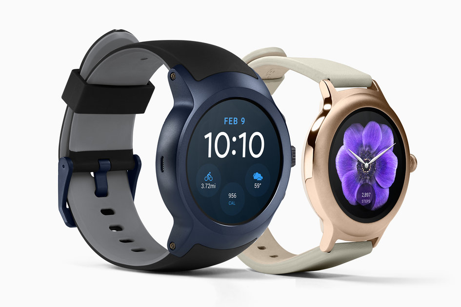 LG Watch Sport and LG Watch Style: Release date, specs and ...