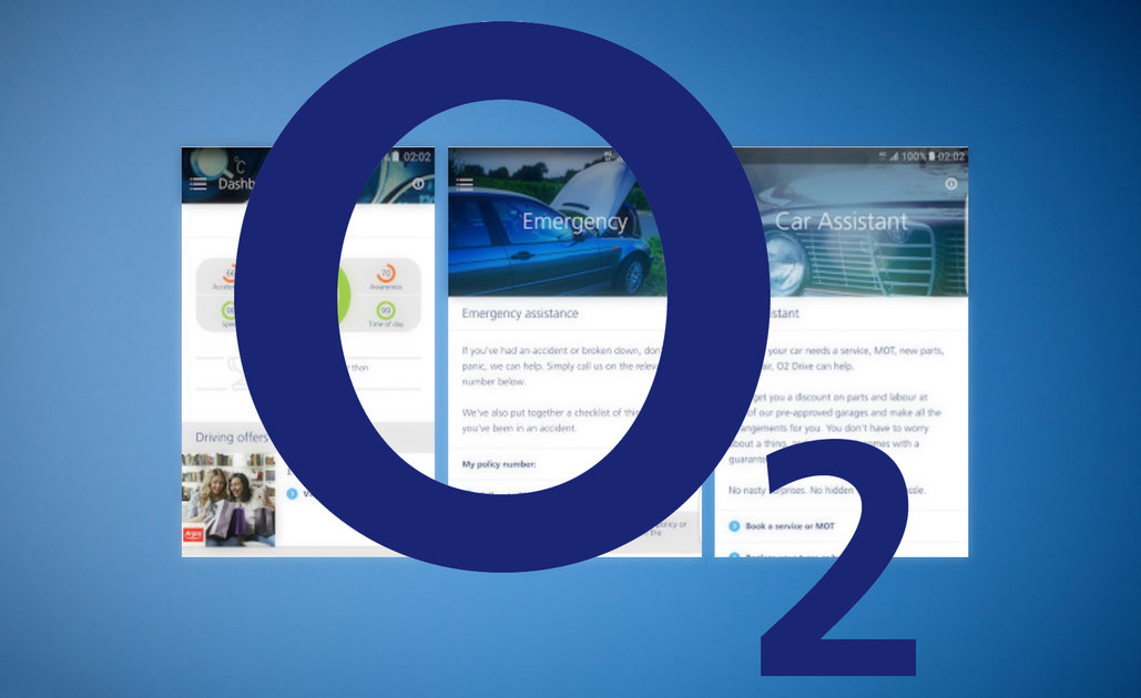 O2 now sells car insurance and even offers a black box for teens