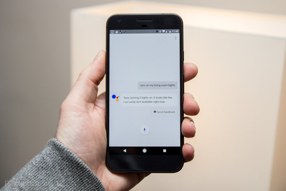 Google Assistant How To Use Your Pixel To Control Smart