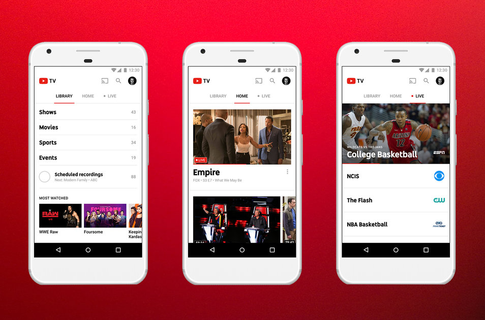 What Is Youtube Tv Which Channels Does It Offer And How Does