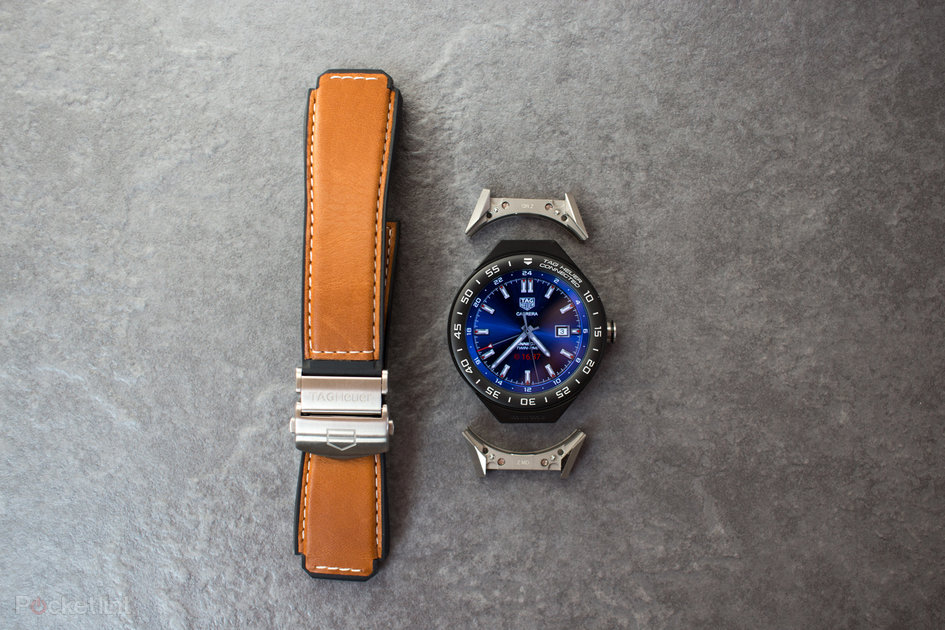 Tag Heuer Connected Modular 45 review: The undisputed ...