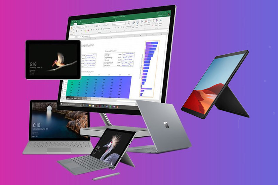 The Best Microsoft Surface Laptop Or Tablet For You