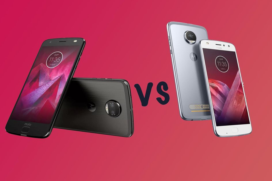 Moto Z2 Force Vs Moto Z2 Play What S The Difference