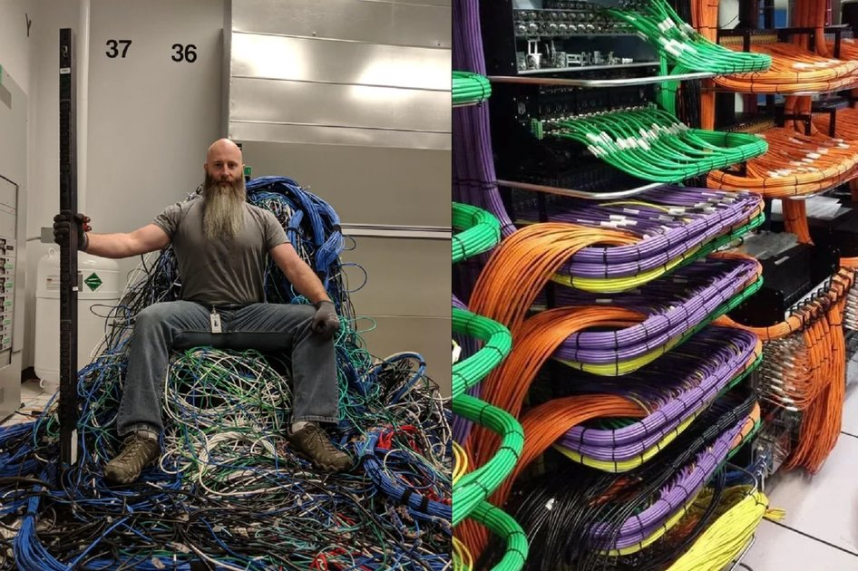 55 neat photos of cables that belong in an art gallery