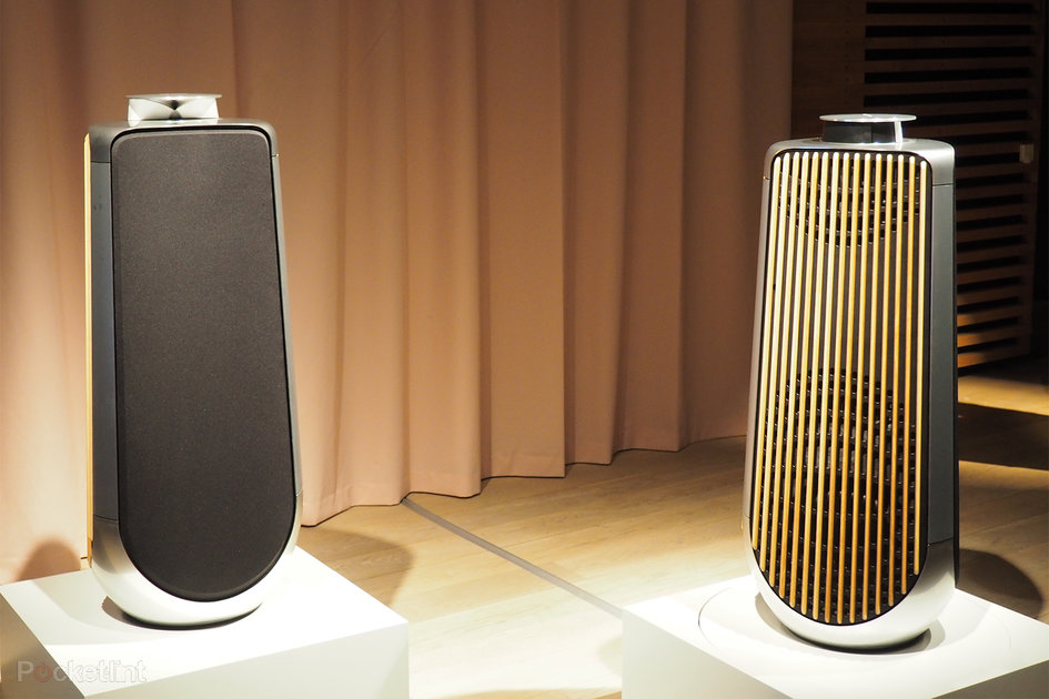 bang olufsen 39 s beolab 50 speakers are 20 000 of danish audio. Black Bedroom Furniture Sets. Home Design Ideas
