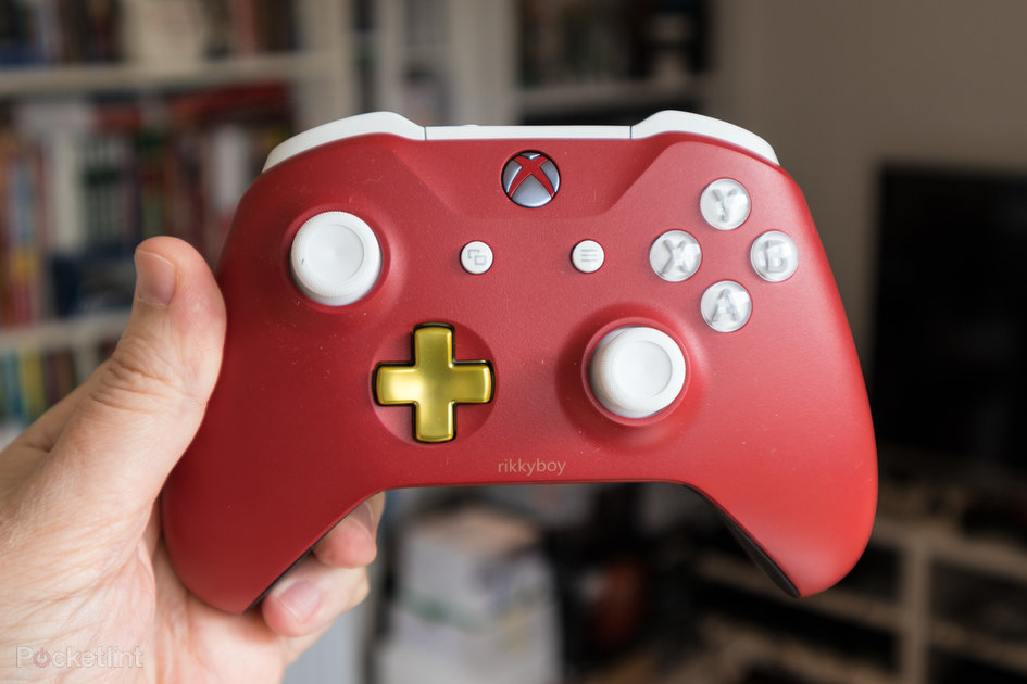 How To Make Your Own Xbox One Design Lab Controller From