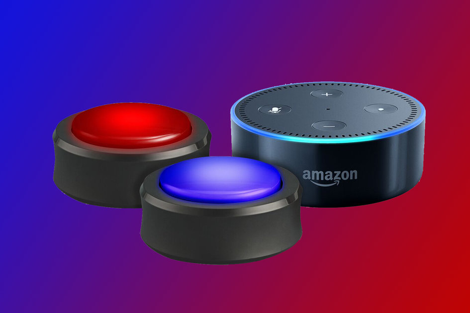 Amazon Echo Buttons will take your Jeopardy game to the next le