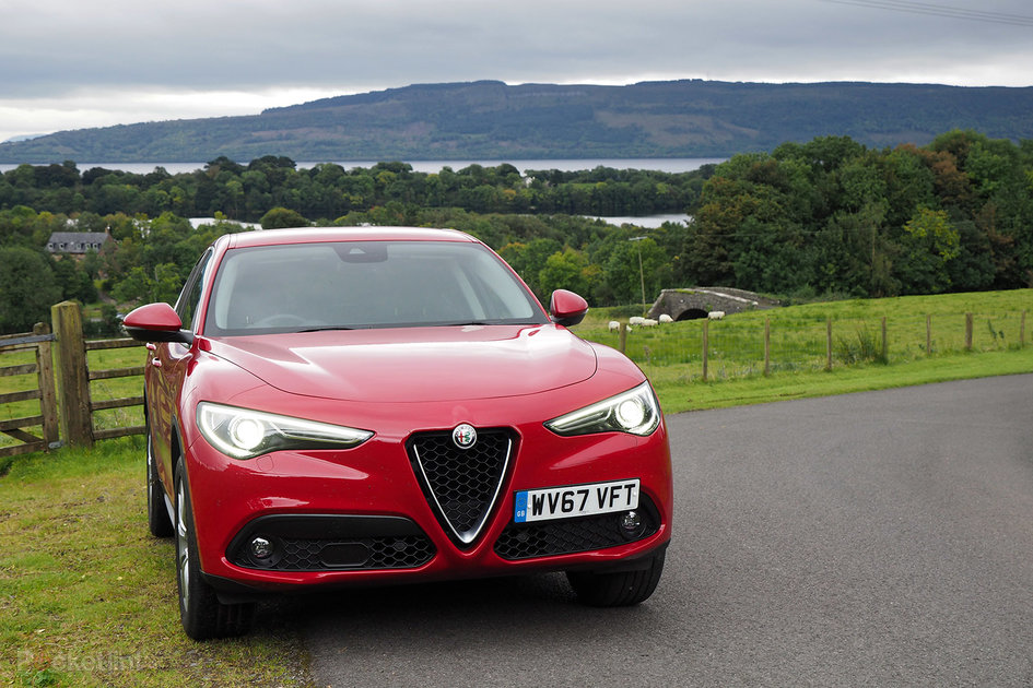 alfa romeo stelvio review a stellar suv not to be overlooked pocket lint. Black Bedroom Furniture Sets. Home Design Ideas