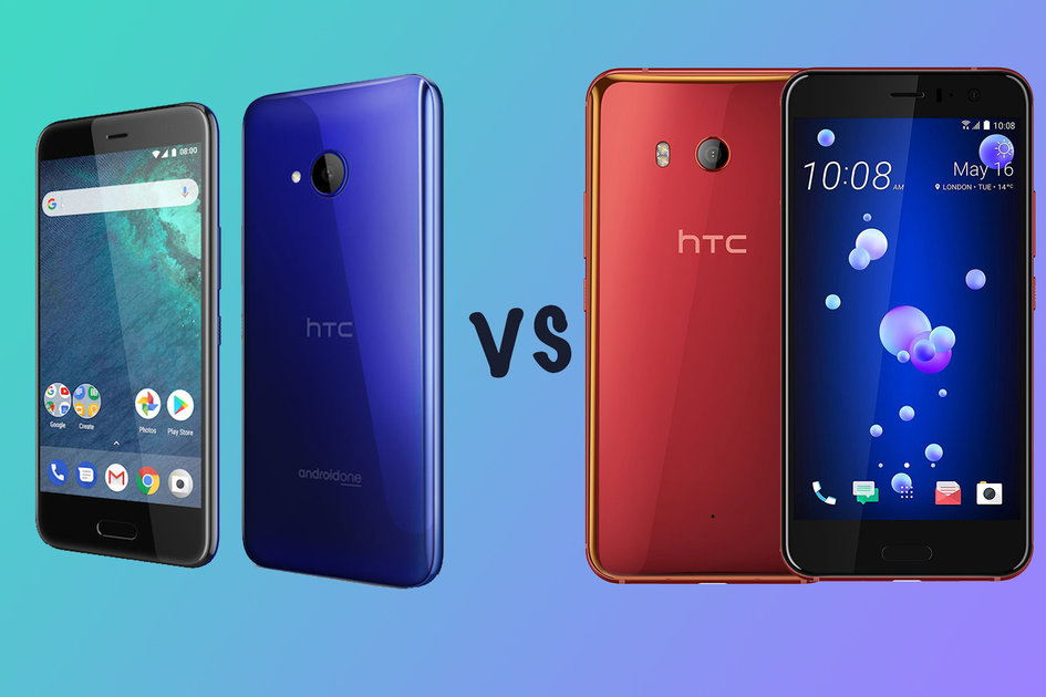 HTC U11 Life vs HTC U11: What's the difference? - Pocket-lint