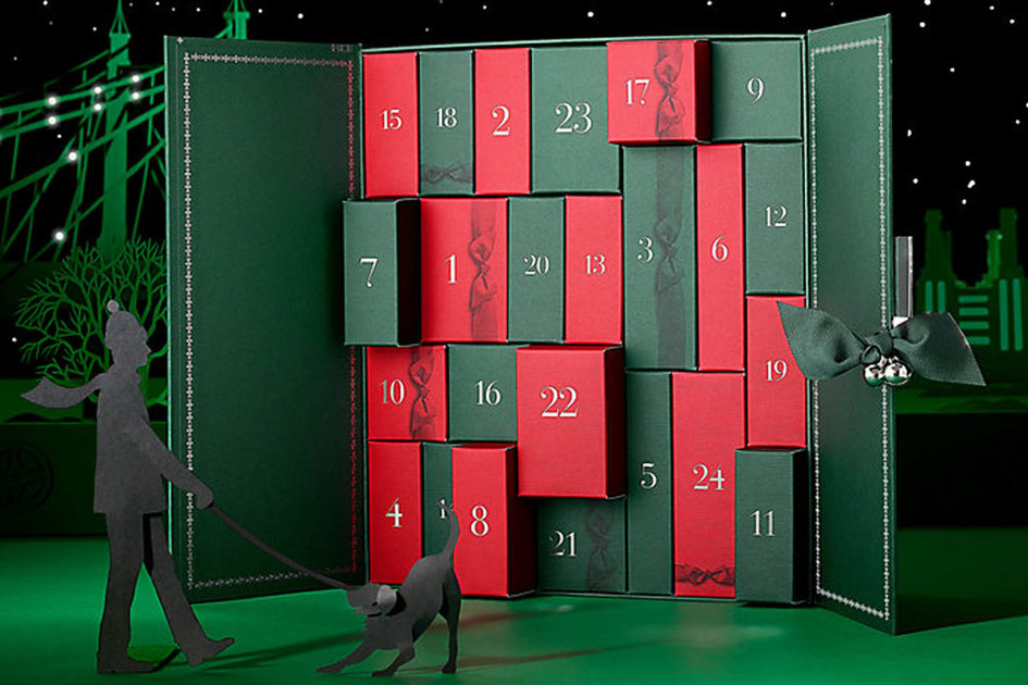 best advent calendars 2017 from lipsticks and lego to gin. Black Bedroom Furniture Sets. Home Design Ideas