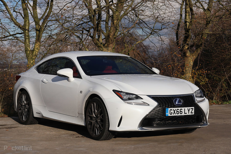 lexus rc 300h review the coup conundrum. Black Bedroom Furniture Sets. Home Design Ideas