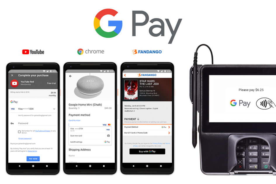 Google takes aim at Apple Pay with its all-encompassing Google