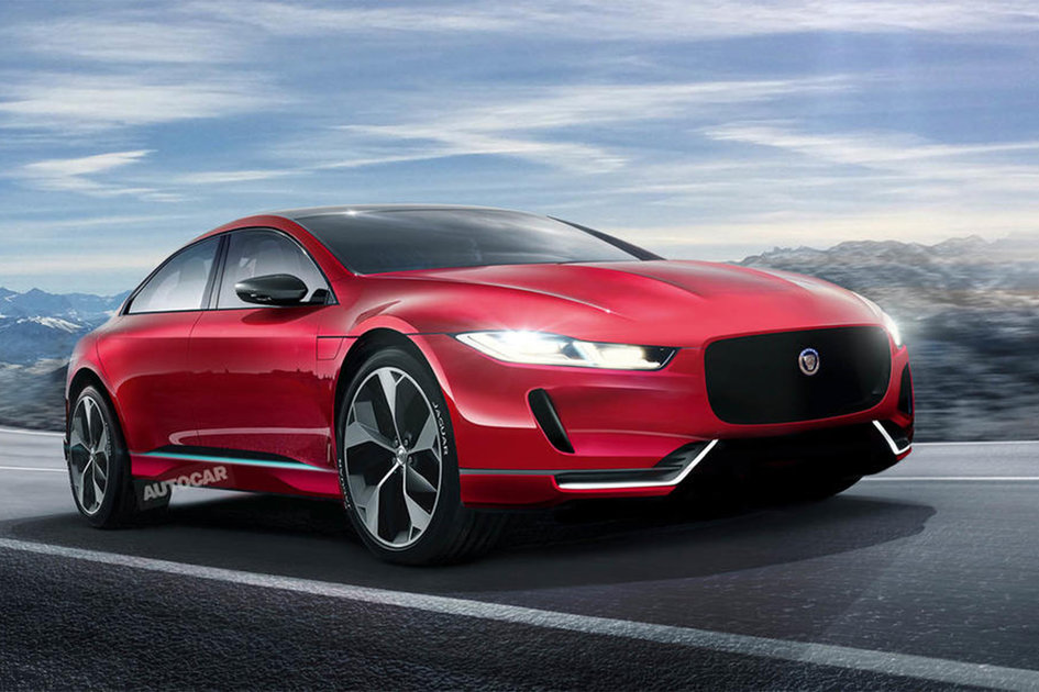 jaguar u0026 39 s flagship xj saloon to be revived as an electric model