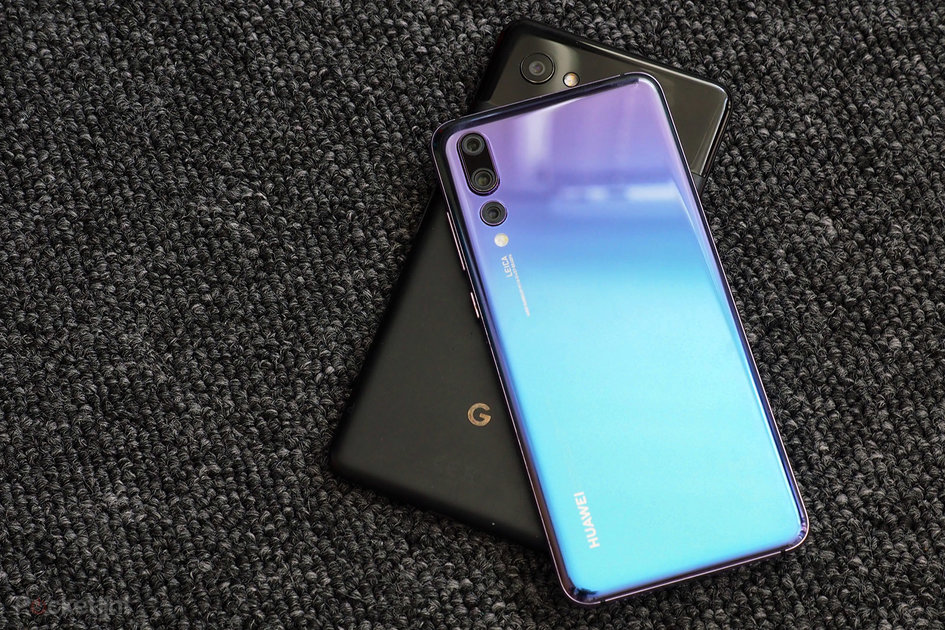 Huawei P20 Pro vs Google Pixel XL 2 camera test: Which takes the best photos? - Pocket-lint