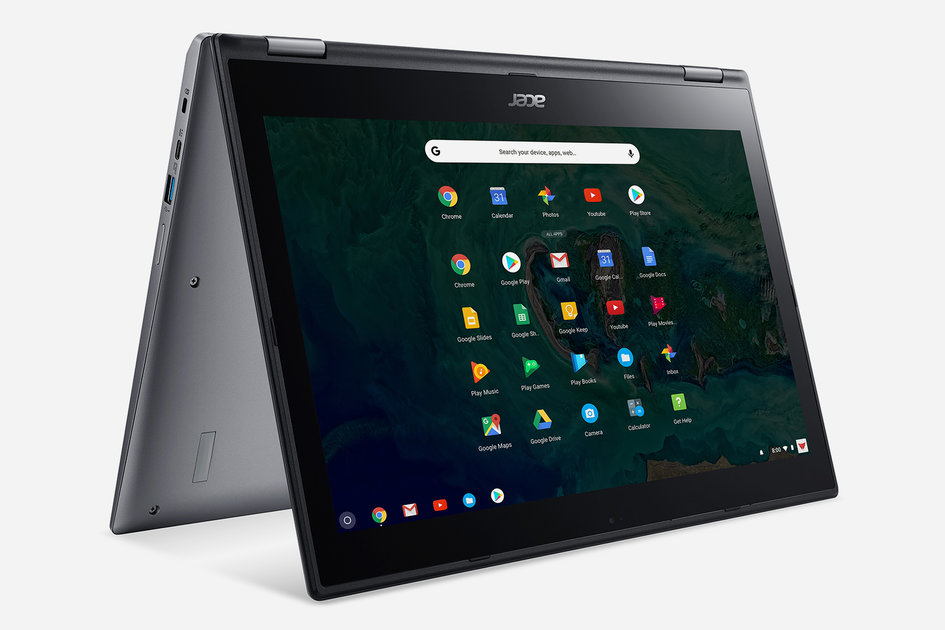 Acer Is In The Middle Of Holding An Event And Its Going Hard After Google Pixelbook With New Chromebook Spin 15