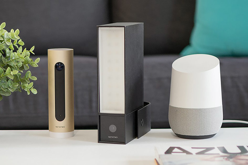 netatmo presence and welcome security cameras now work with google assistant pocket lint. Black Bedroom Furniture Sets. Home Design Ideas